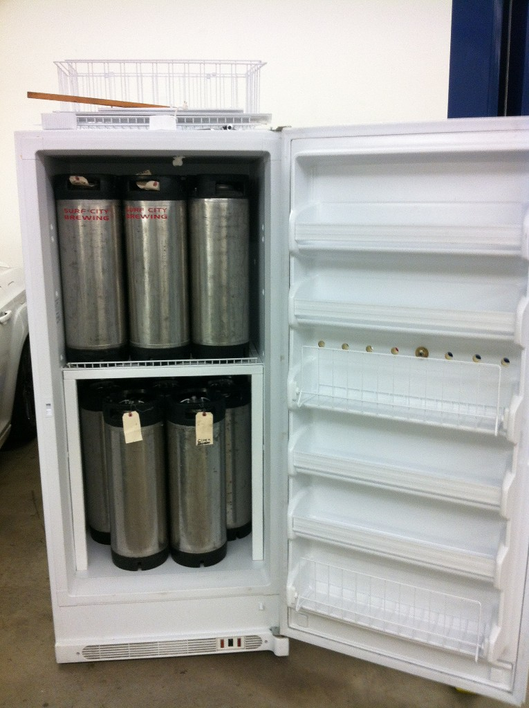 Upright Keezer 8 Taps 11 Kegs Home Brew Forums